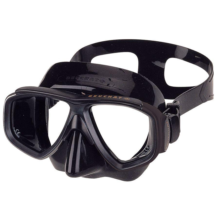 Máscara Mundial negra