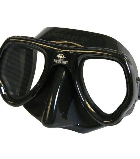 Máscara Micromax negra